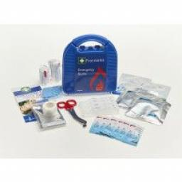 First Aid Kit: Emergency Burns - Plastic