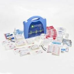 First Aid Kit: Plumbers & Gas Fitters - Plastic