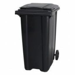 360 Litre Wheelie Bin | Dark Grey