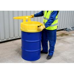Spill Kill Drum Funnel and Lid FL-205-404