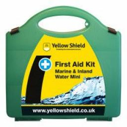 First Aid Kit: Marine & Inland Water - Mini