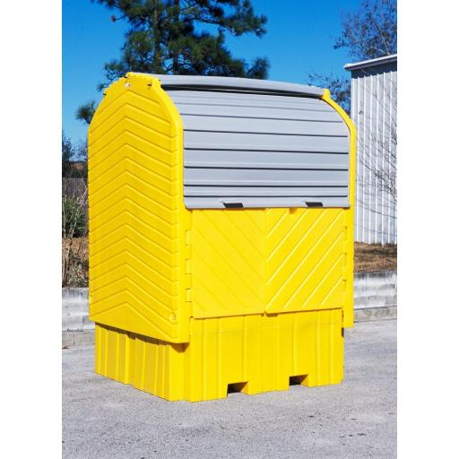 Ultratech Single IBC Hardcover UL-205-209