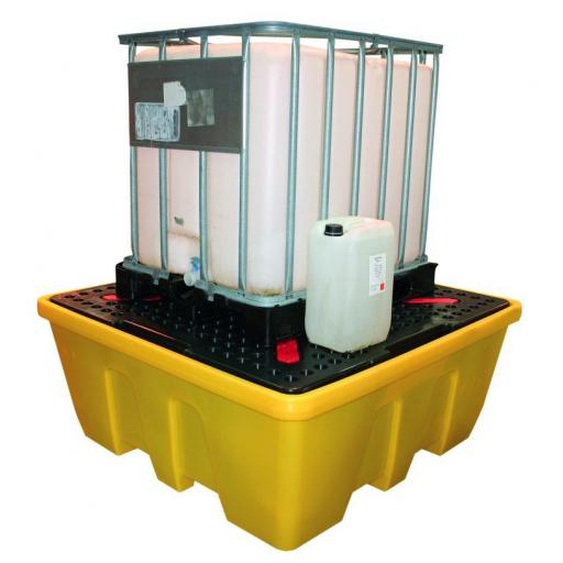 Single Stackable IBC Spill Pallet FL-205-211