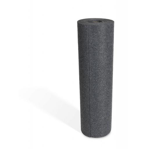 Sticky Backed Grey Floor Roll 15m SC-08-115