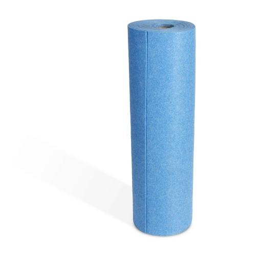 Sticky Backed Blue Floor Roll 15m SC-08-117