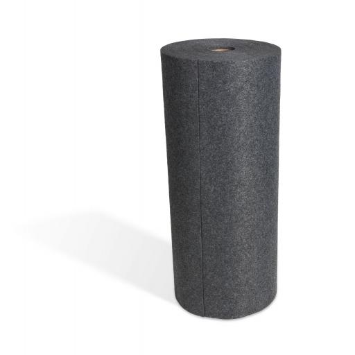 Sticky Backed Grey Floor Roll 30m SC-08-114