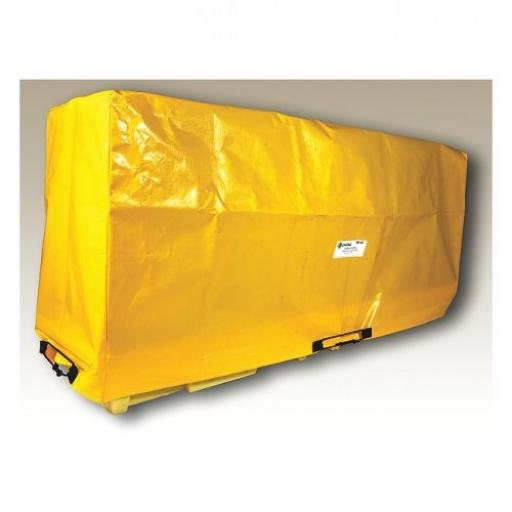 4 Drum In Line Cover GN-5102-TARP